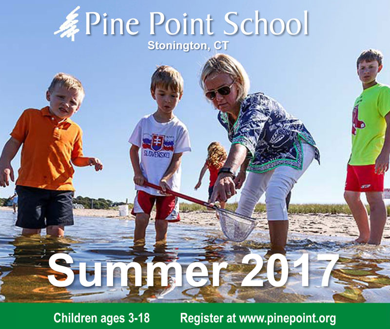 Evergreen Summer at Pine Point 2017